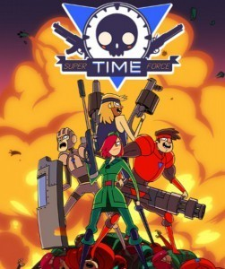 Super Time Force, by Capybara Games