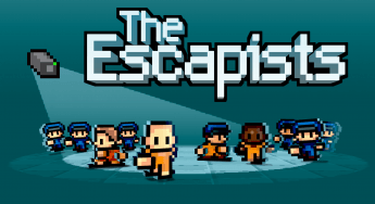Giveaway! The Escapists are breaking out!