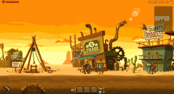 Steamworld Dig coming to Xbox One!