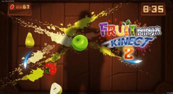 Now Available: Fruit Ninja Kinect 2!