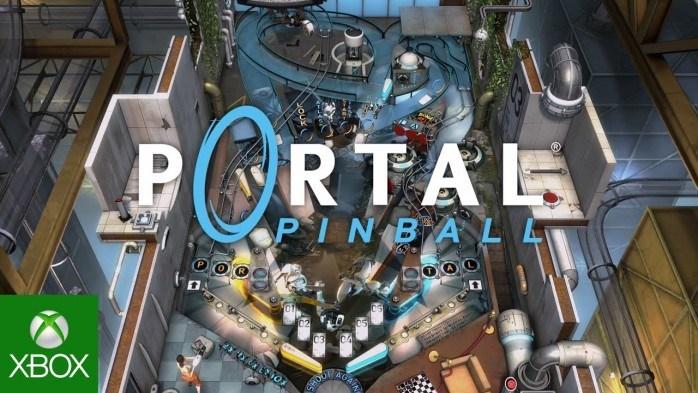 Portal Pinball for Pinball FX2
