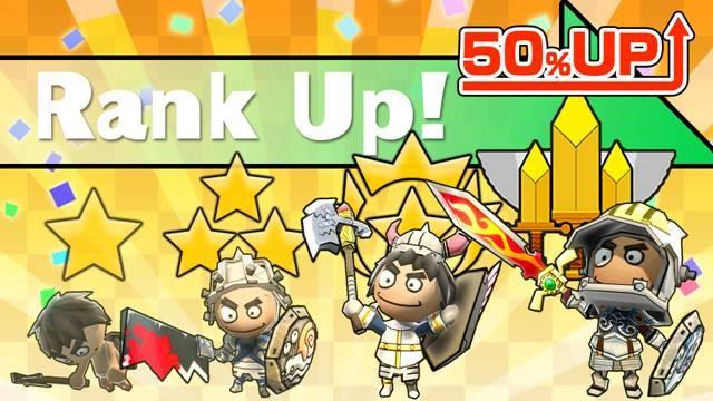 Happy Wars Score Galore campaign
