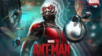 Ant-Man joins Zen for Pinball FX 2!