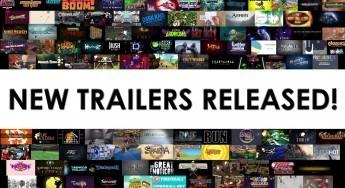 E3 brings 124 new trailers!