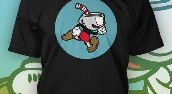Cuphead and The Yetee team up!