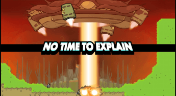 Now Available – No Time To Explain!