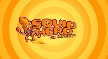 Now Available – Squid Hero for Kinect