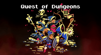 Now Available – Quest of Dungeons