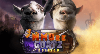 Goat Simulator MMOre GoatZ Edition NOW on Xbox One!