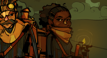 Now Available: The Swindle.. A Steampunk Cyber Crime Game!