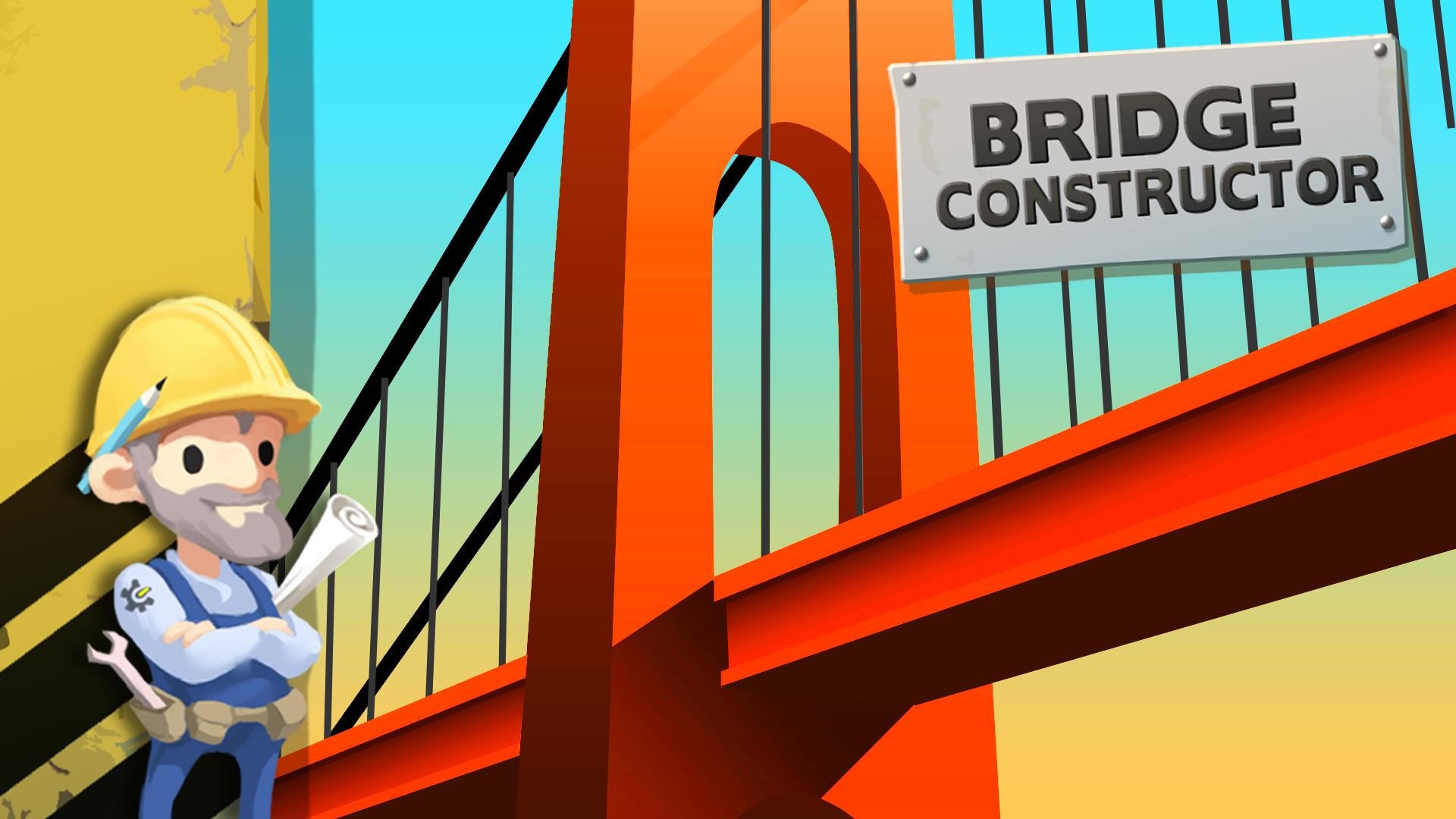 Image result for Bridge Constructor