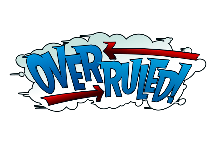Overruled!_Logo