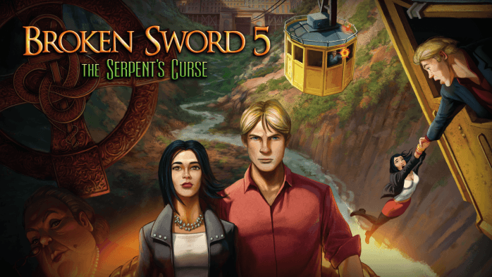 Broken Sword 5 Titled Hero Art