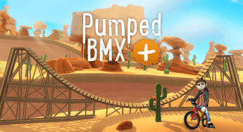 Now Available – Pumped BMX +!