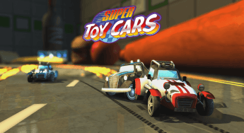 Now Available – Super Toy Cars