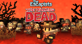 Now Available – The Escapists The Walking Dead!