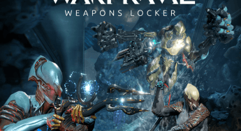 Warframe Update – Weapons Locker!