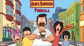 "BOB'S BURGERS Joins FAMILY GUY in the ""Balls of Glory"" Pinball Pack"