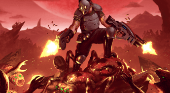 Now Available – Crimsonland!