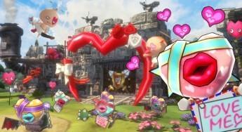Celebrate Valentine's Day with Happy Wars!