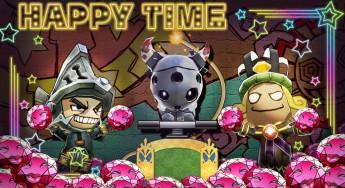 Happy Wars brings the Buff Gems in this week's update!