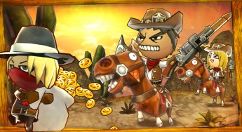 Bounty Hunters event runs all weekend long in Happy Wars!