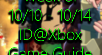 GameGuide: ID games coming to Xbox week of Oct 10th – 15th