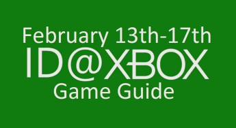GameGuide: ID@Xbox game releases for week of 2/13 – 2/17