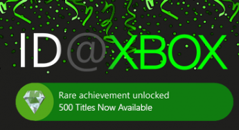 ID@Xbox Celebrates 500 Titles Released on Xbox One and Windows 10!