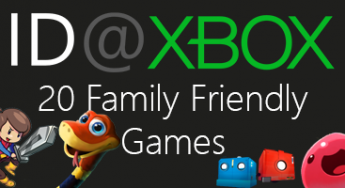 20 (or so) Family Friendly Titles from ID@Xbox!