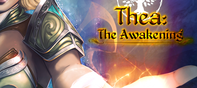 Thea the Awakening is out May 31st on Xbox One!
