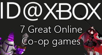 7 Great Online Co-op games for Xbox One!