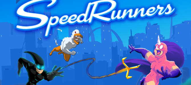 SpeedRunners is out June 1st on Xbox One!