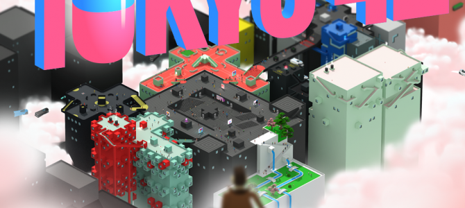 Tokyo 42 is out May 31st on Xbox One!