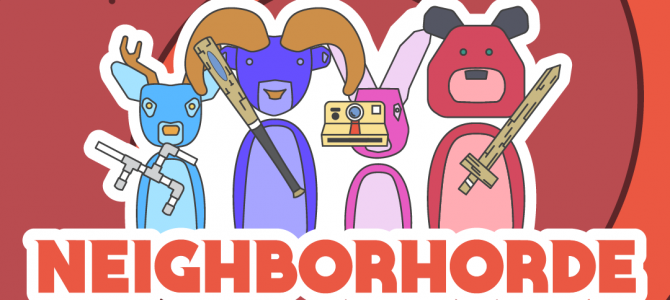 Neighborhorde is out June 6th on Xbox One!